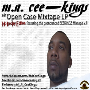 The Open Case Mixtape Cover