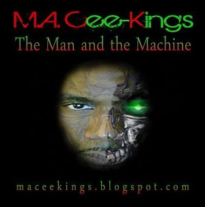 The Man the Machine Cover