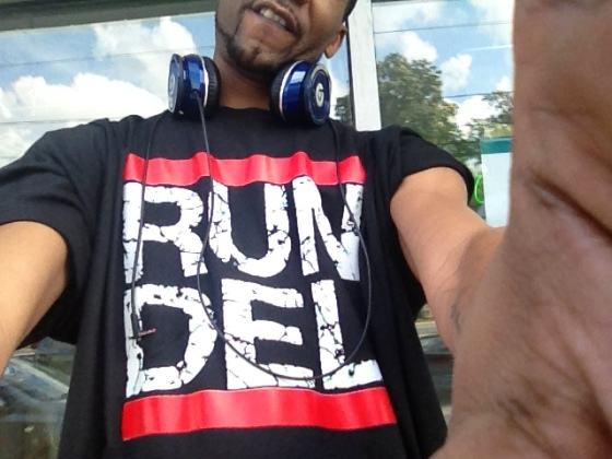 RUN DEL T-Shirt
