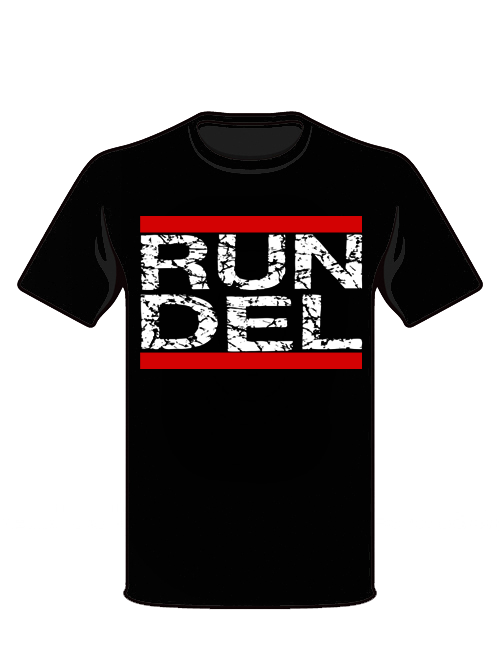 RUN DEL Template Design